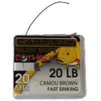Carp Linq Silky Soft Camou Brown Fast Sinking