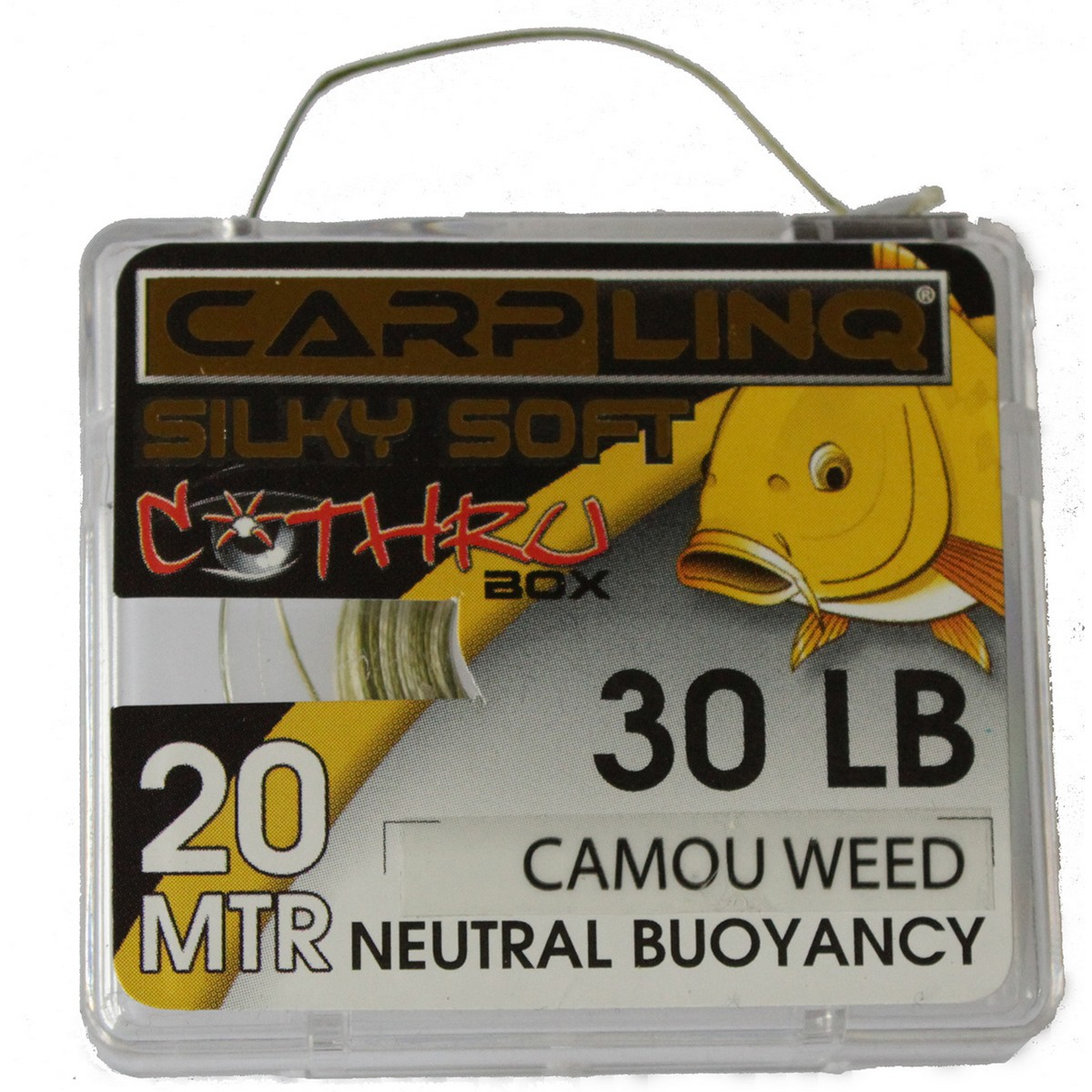 Carp Linq Silky Soft Camou Weed