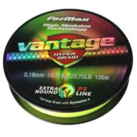 Formax Vantage Hyper Braid Fluo Yellow