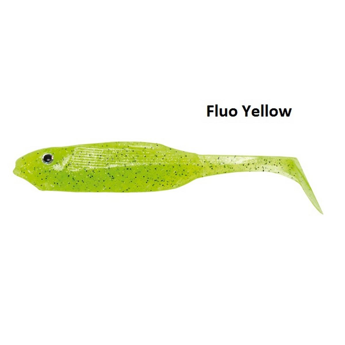 Gunki Sweep Gun 11см-fluo yellow