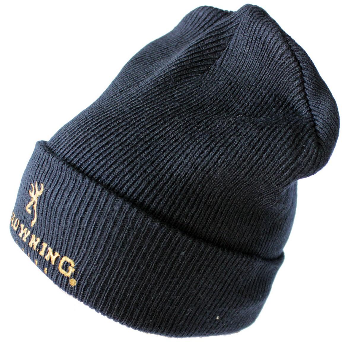 Зимна плетена шапка Browning