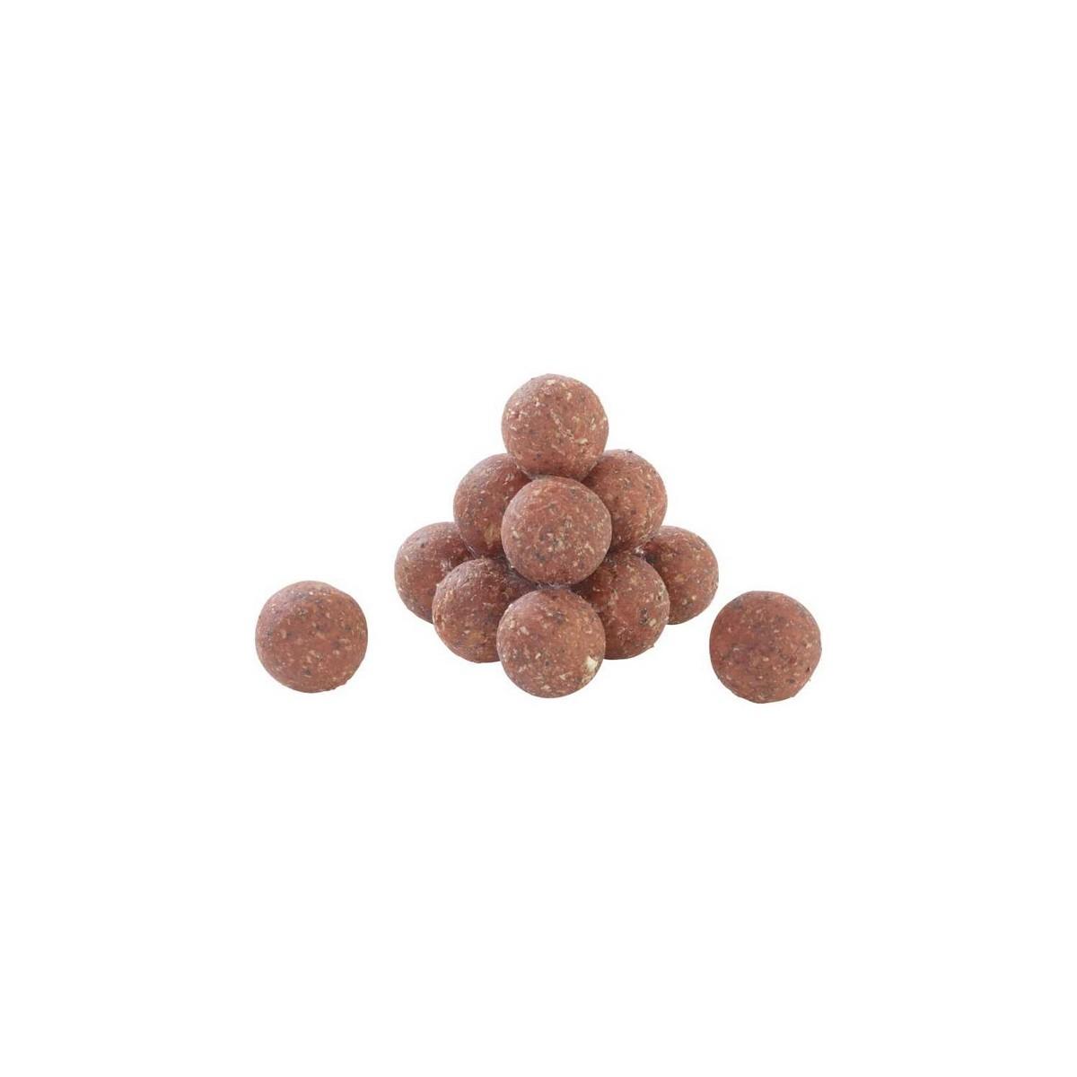 Pelzer One Shot Attract Boilies - протеинови топчета, ягода 2