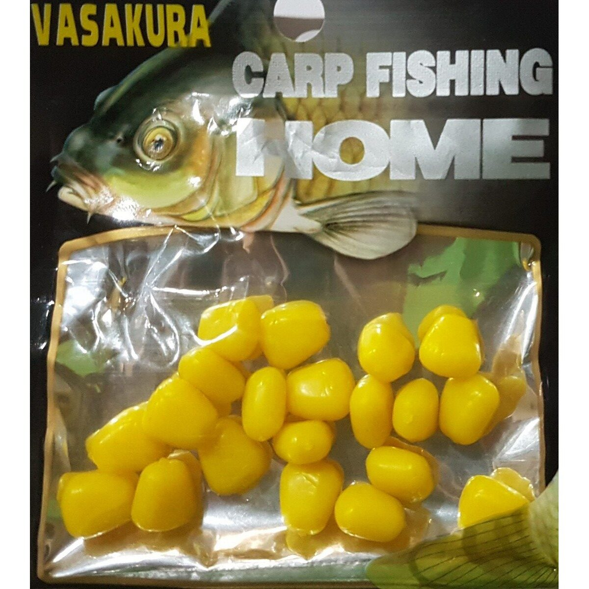 Риболовна силиконова царевица Vasakura