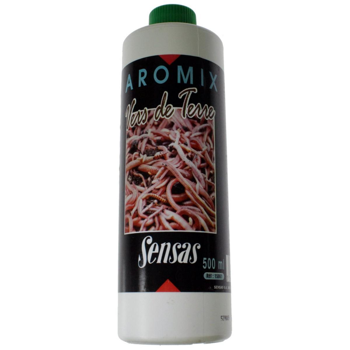 Течен ароматизатор Sensas Aromix Vers de Terre