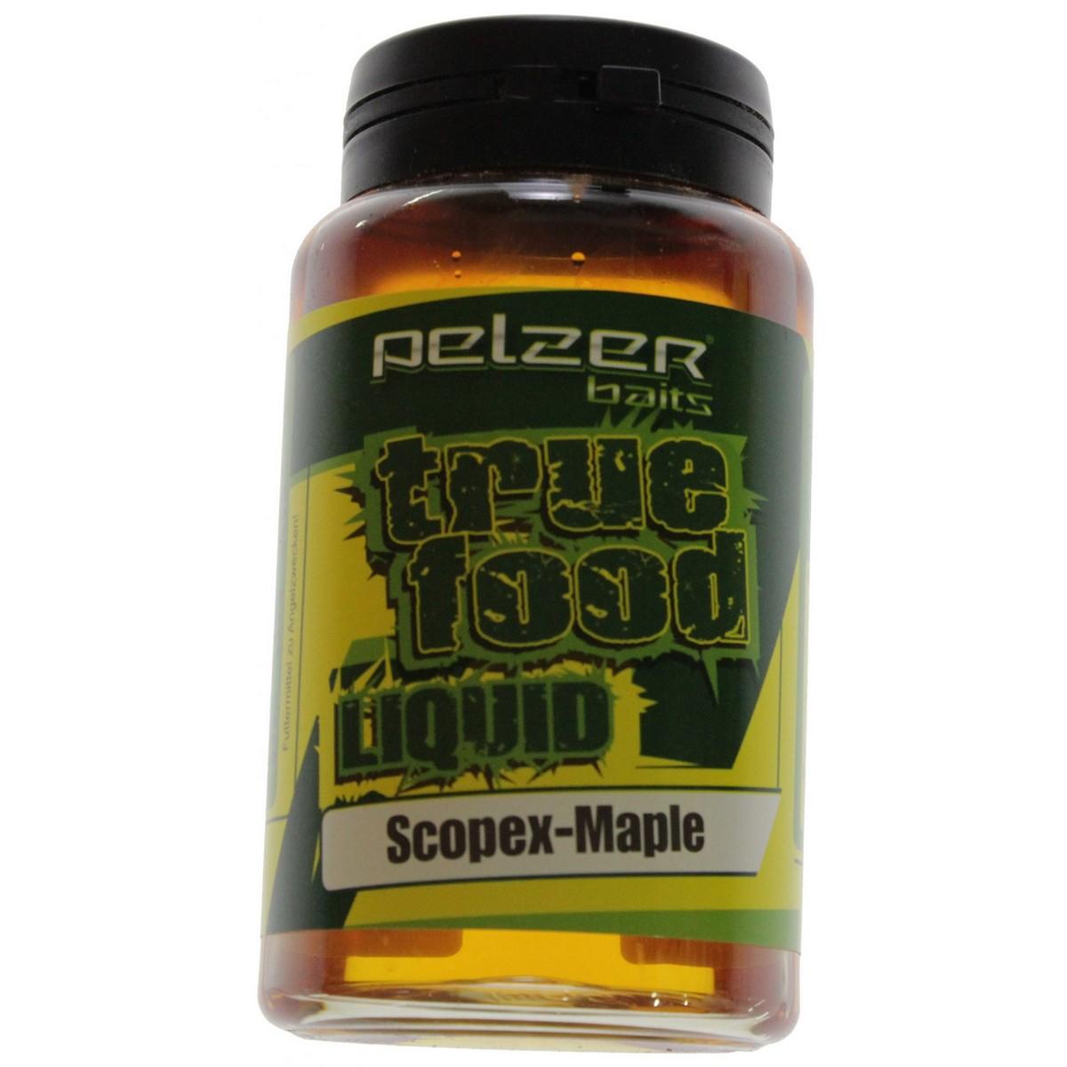 Dip Pelzer True Food Liquid scopex, maple
