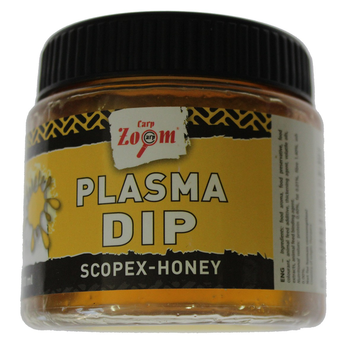 Carp Zoom Plasma Dip, scopex, honey