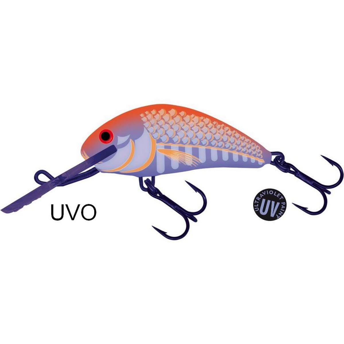vobler,Salmo Hornet Floating 4 см