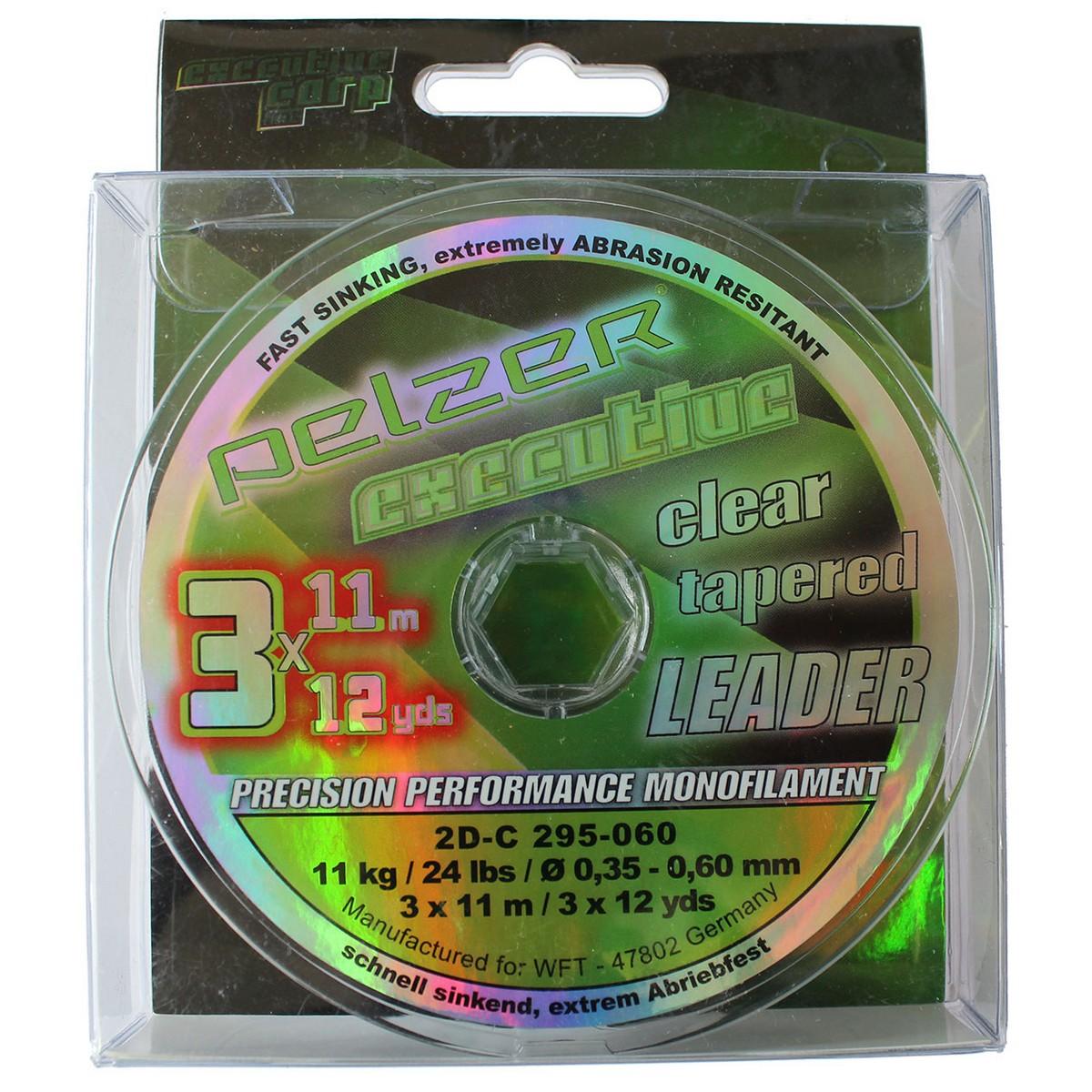 Pelzer Executive Tapered Leader