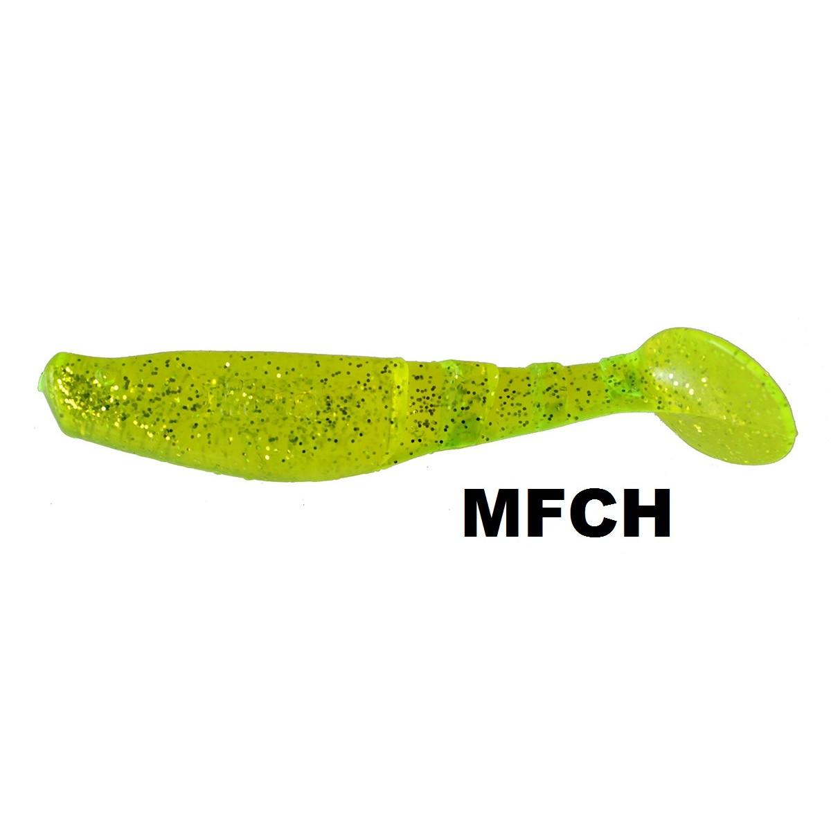 Mann`s Predator M066 9cm, Силиконови рибки, mfch