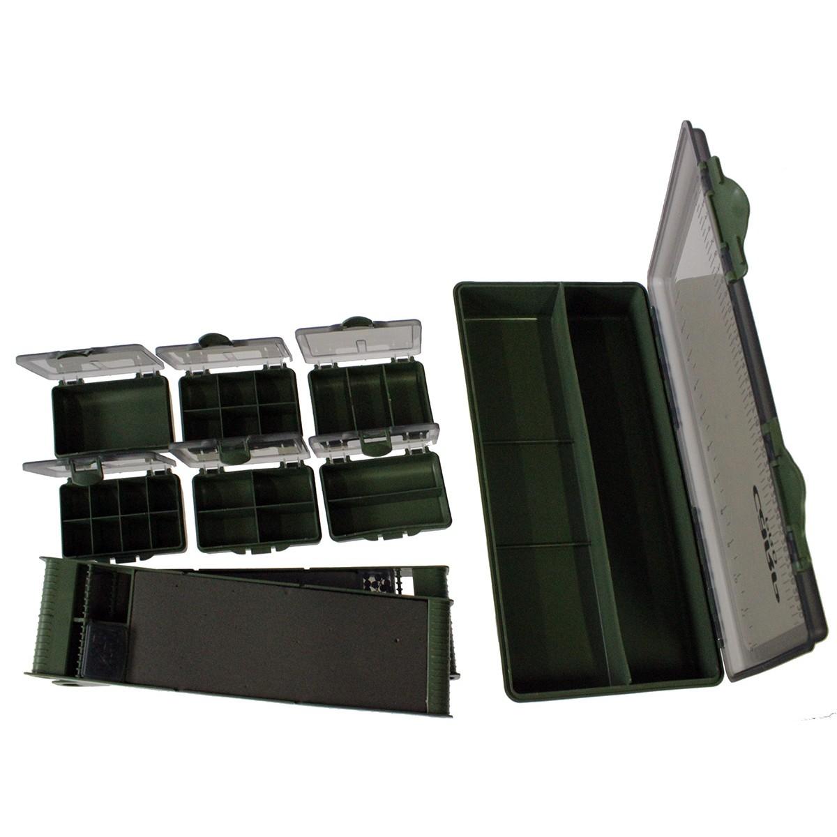 Carp Pro комплект кутии органайзер 3