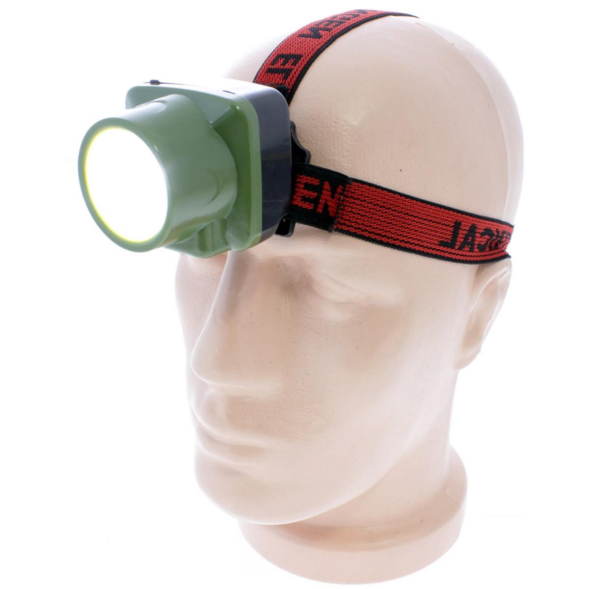 Фенер за глава LED - акумулаторен