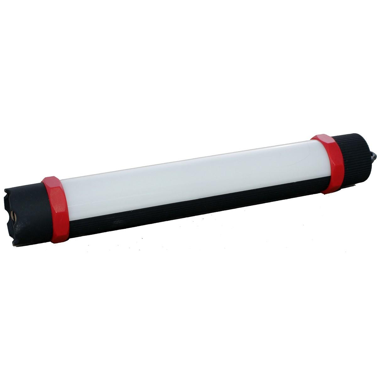 Фенер със светещ панел 17 LED диода
