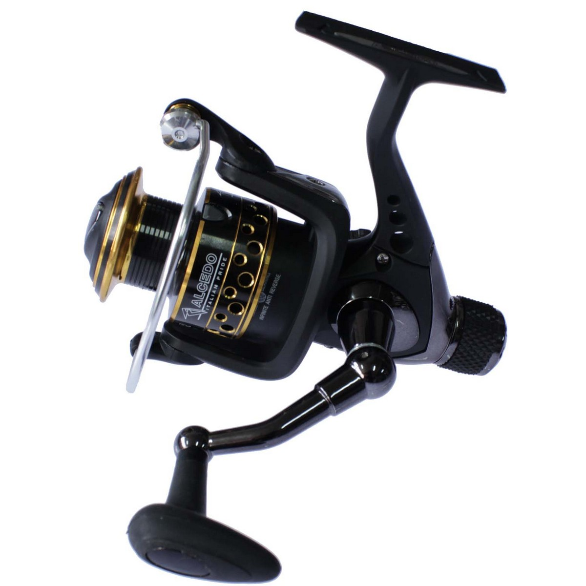 Alcedo Black reel