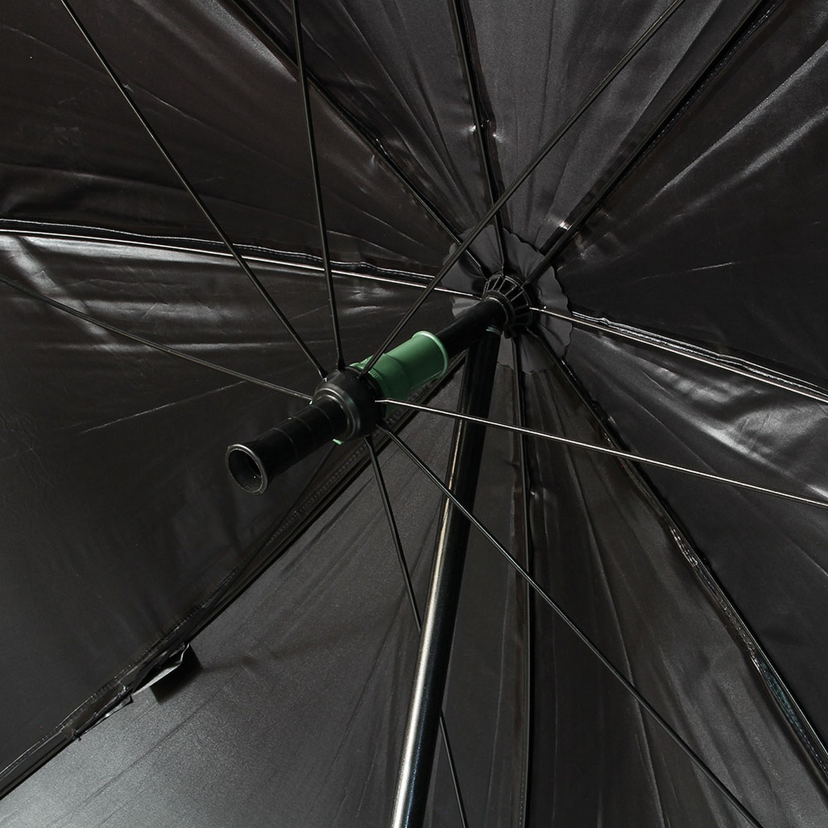 "NGT 50"" Deluxe Black Brolly"