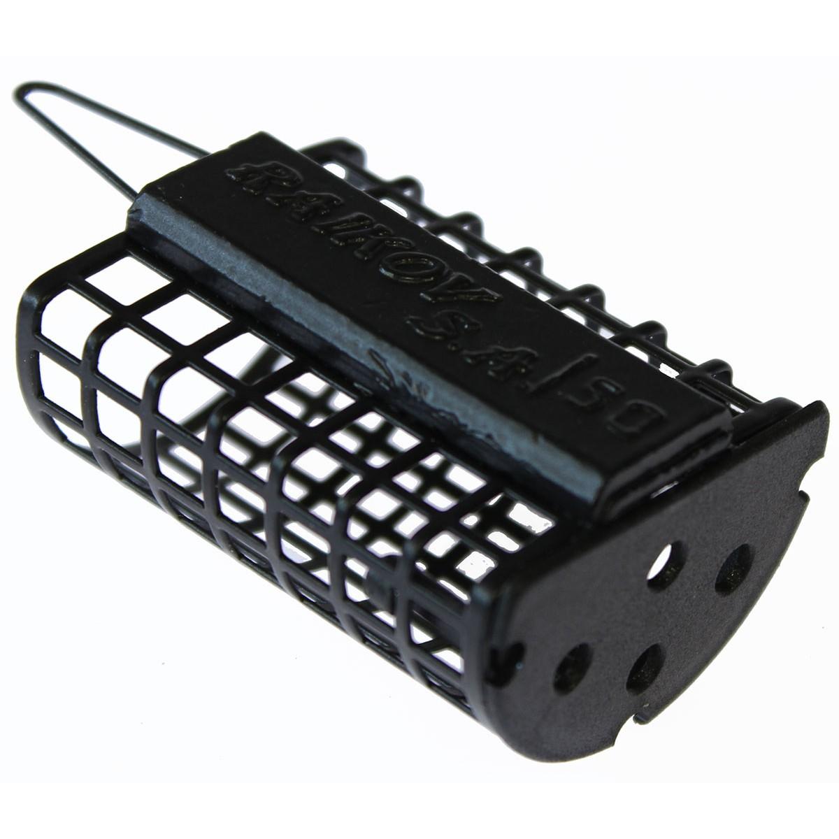 Фидер кошничка метална с дъно