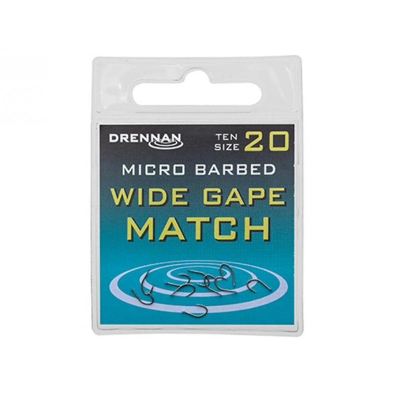 Куки за риболов Drennan Wide Gape Match