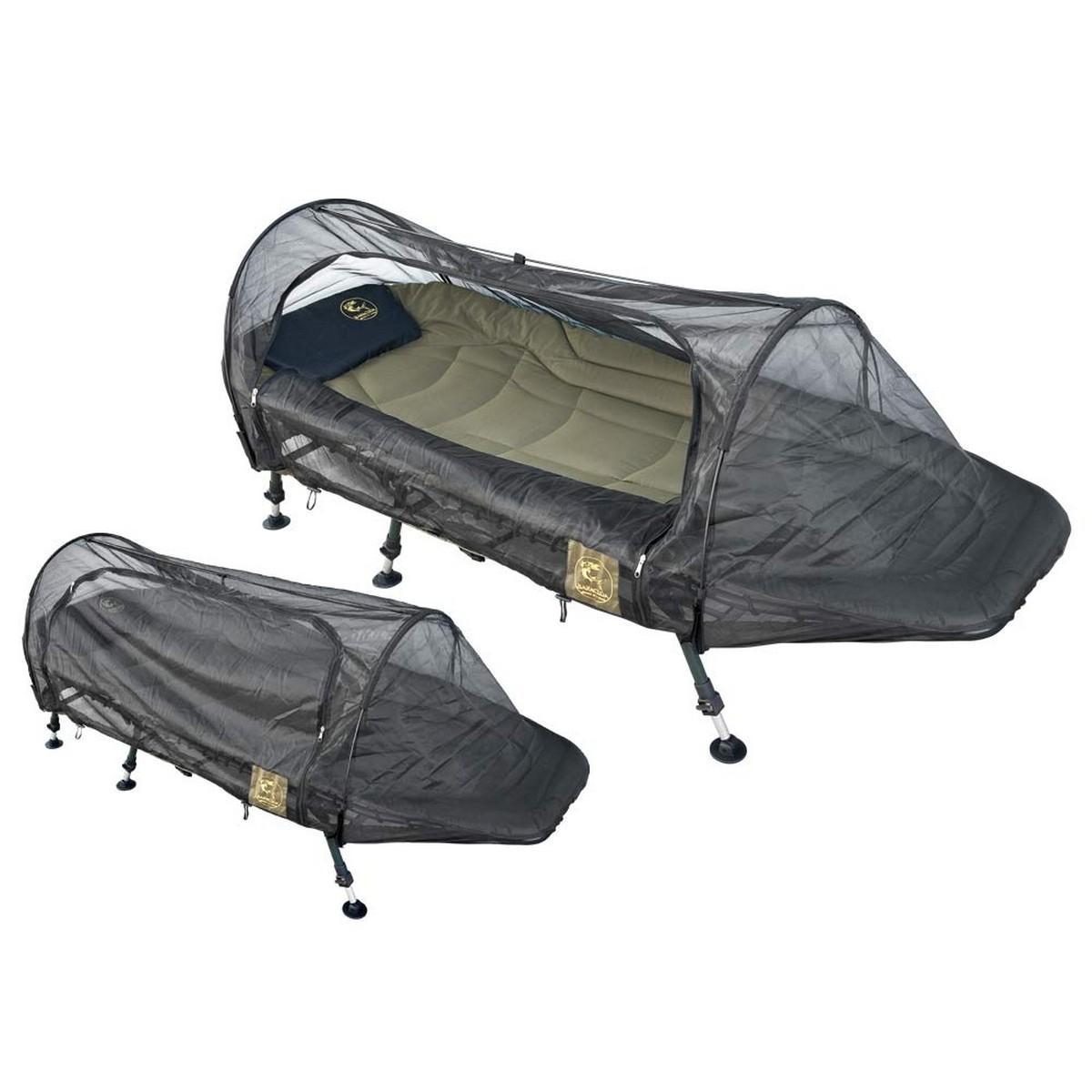 Покривало против комари за шаранско легло