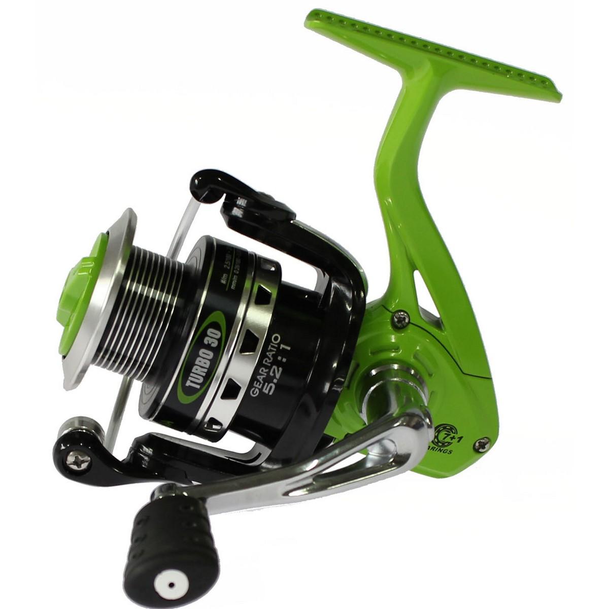 Baracuda Turbo Риболовна макара
