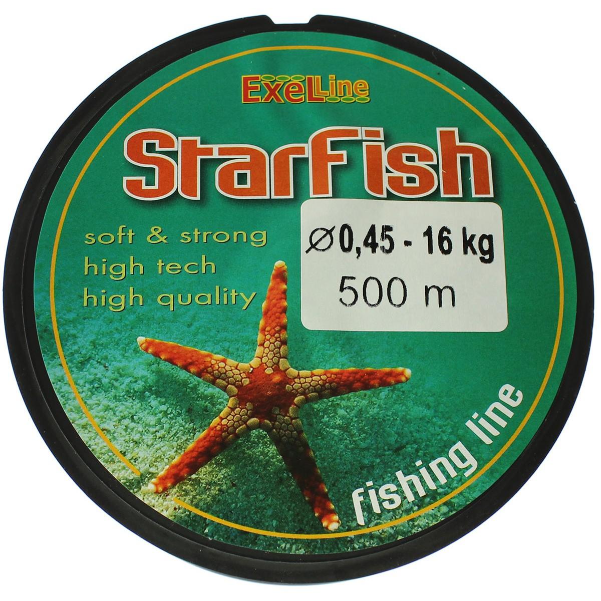 риболовно влакно Exelline Star Fish 500m