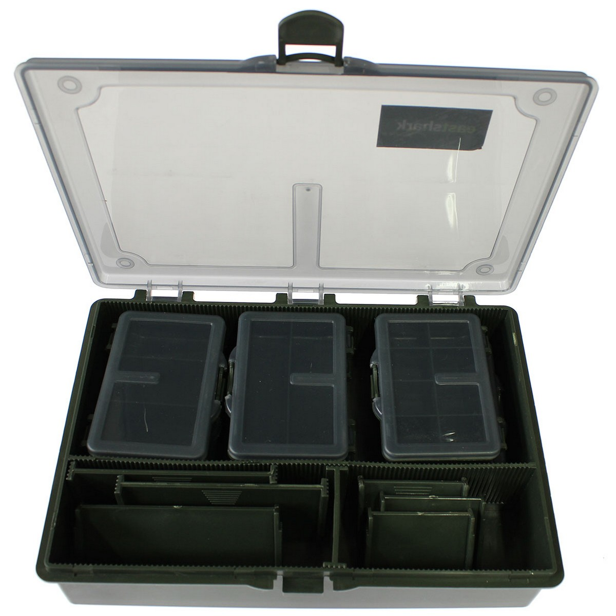 Eastshark комплект кутии органайзер за принадлежности