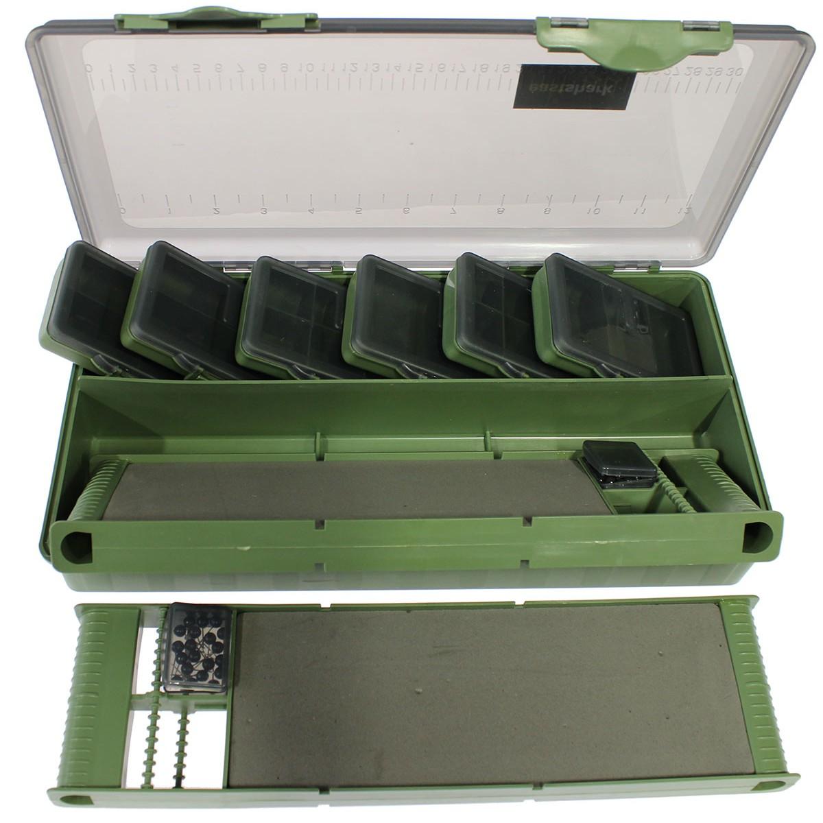 Eastshark шарански комплект кутии органайзер за поводи и принадлежности