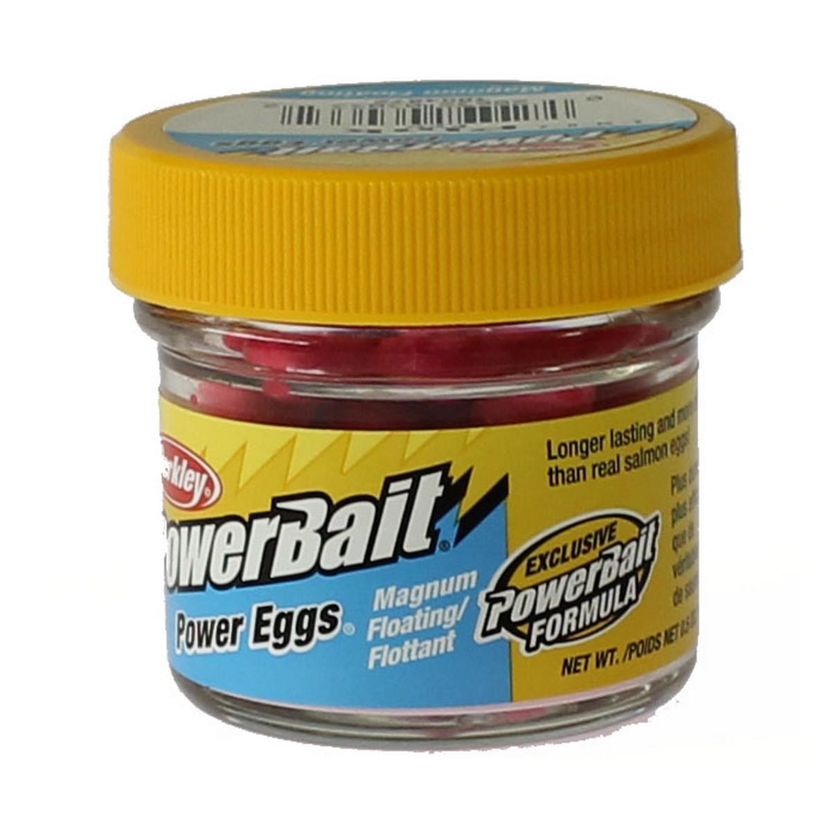 Berkley Powerbait Power Eggs силиконови яйца от сьомга