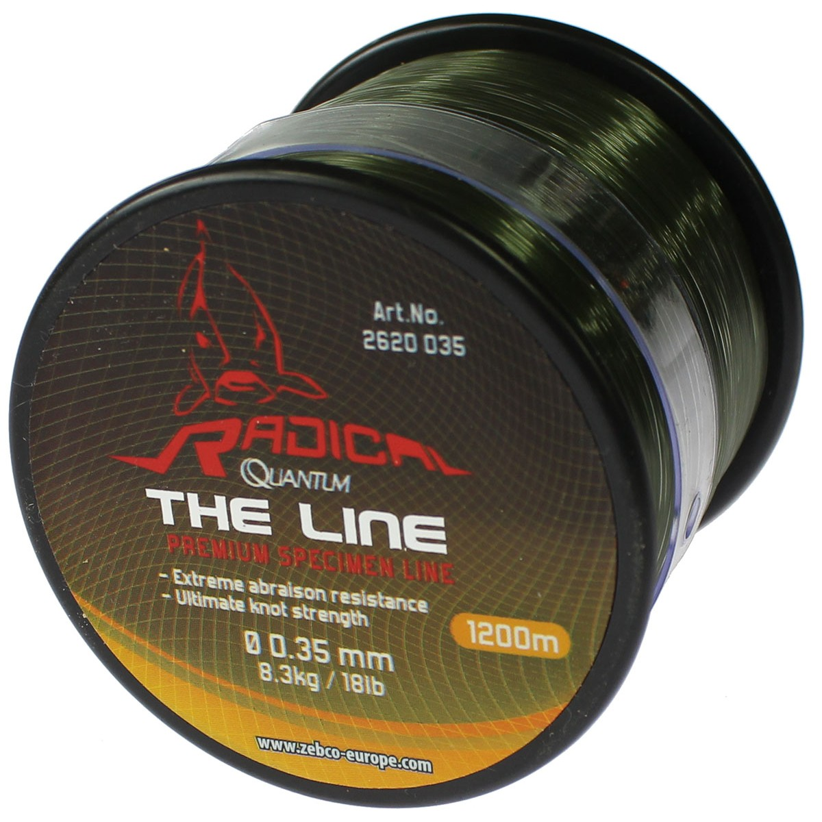 Quantum Radical The Line-риболовно влакно-шаранско влакно
