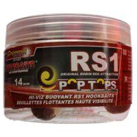 StarBaits RS1 Pop Tops 14mm - плуващи топчета