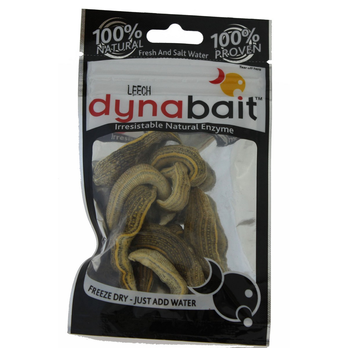 Dynabait Freeze Dried Leech - изсушени пиявици