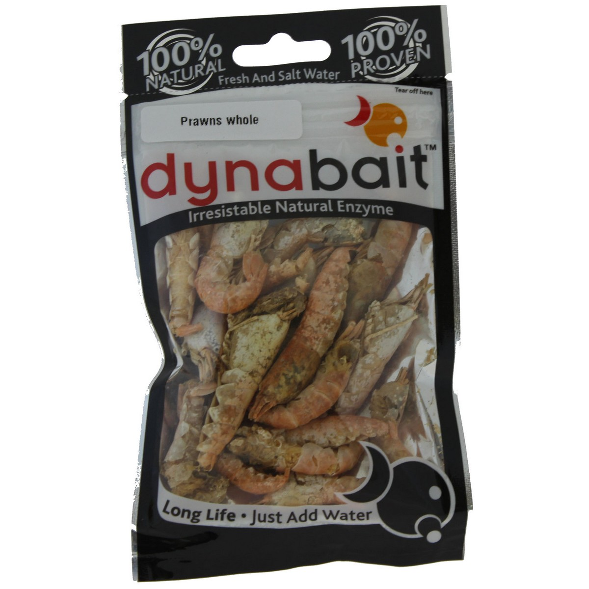 Dynabait Freeze Dried Prawns whole - изсушени скариди