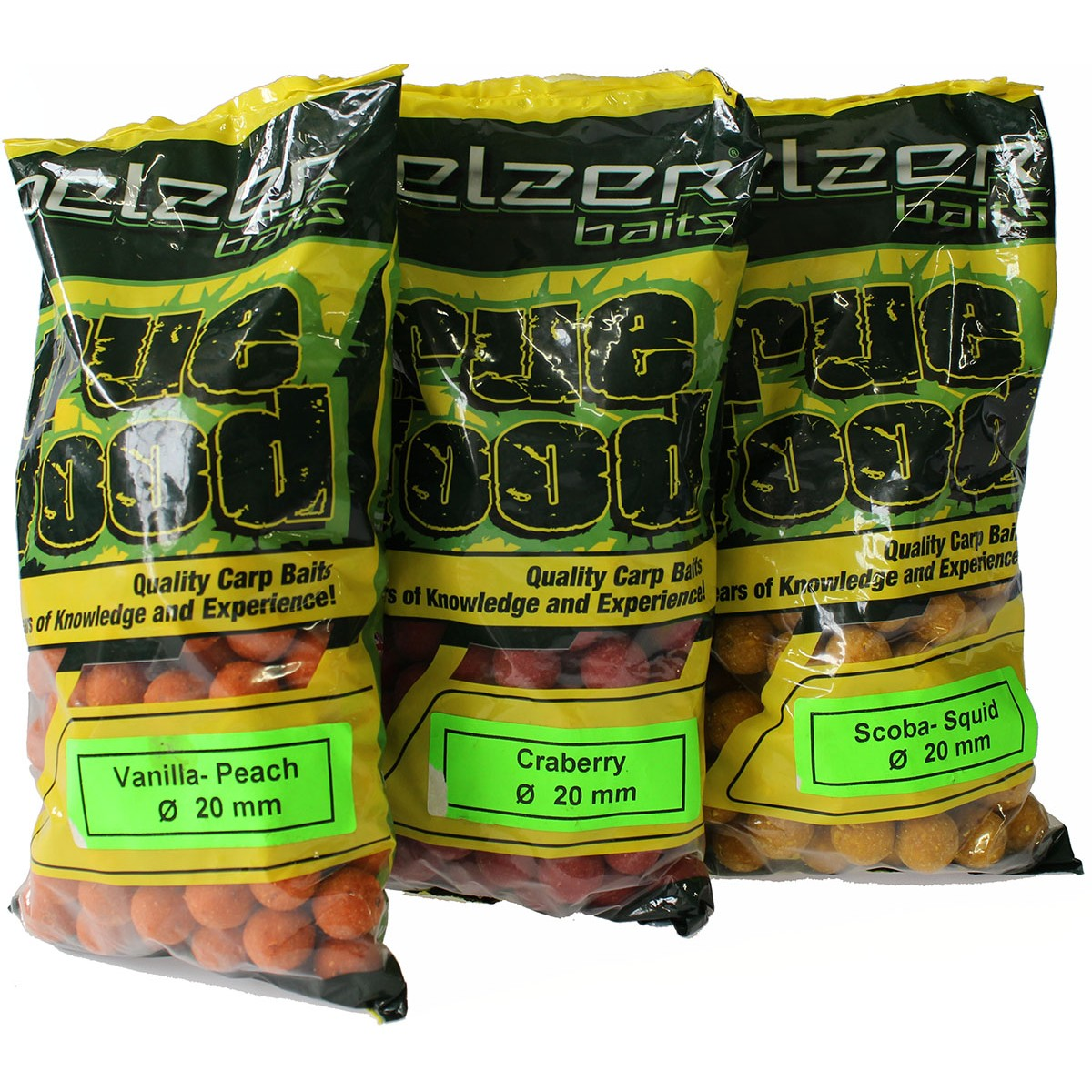 Pelzer True Food 20mm - протеинови топчета