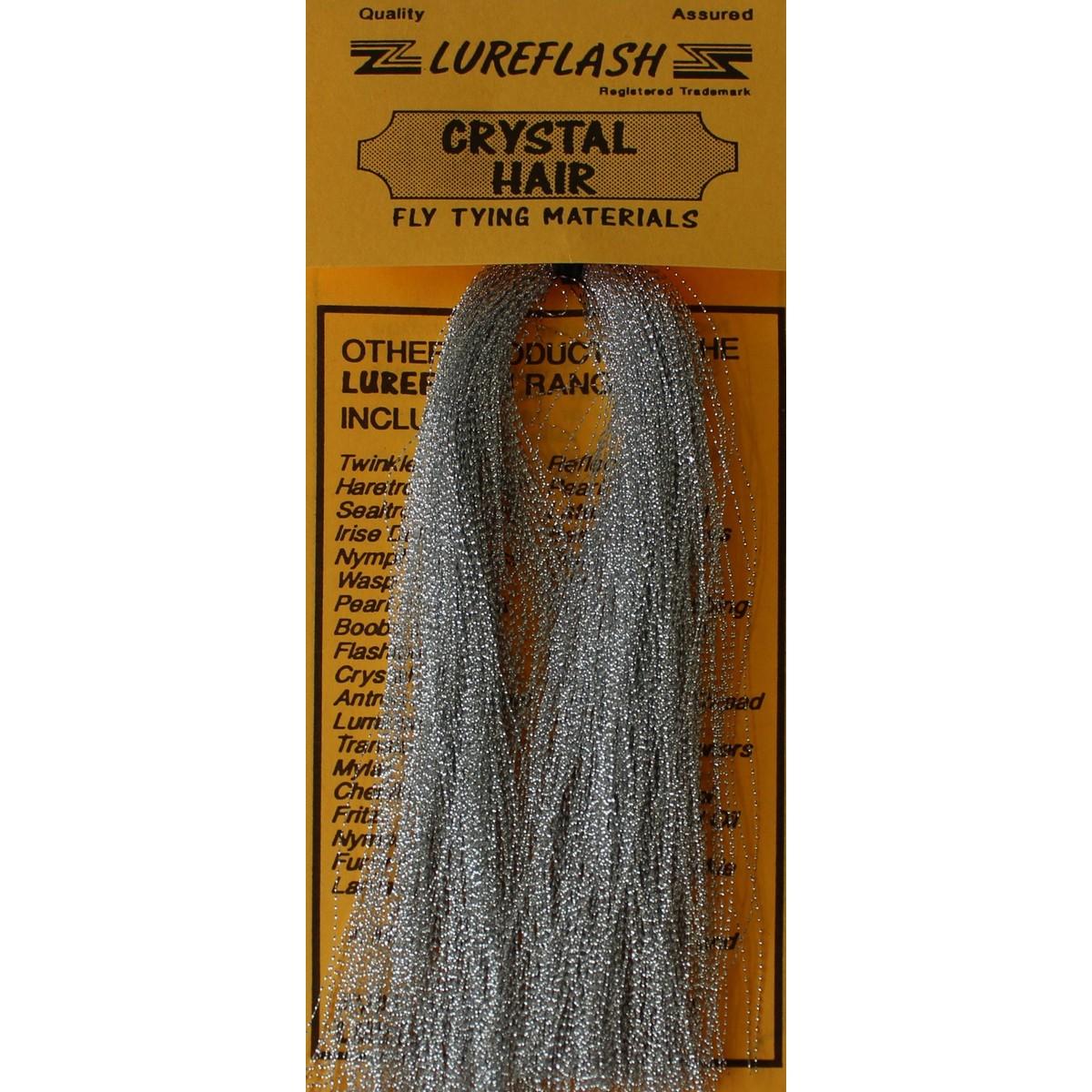 Мух. материал Lureflash Crystal Hair