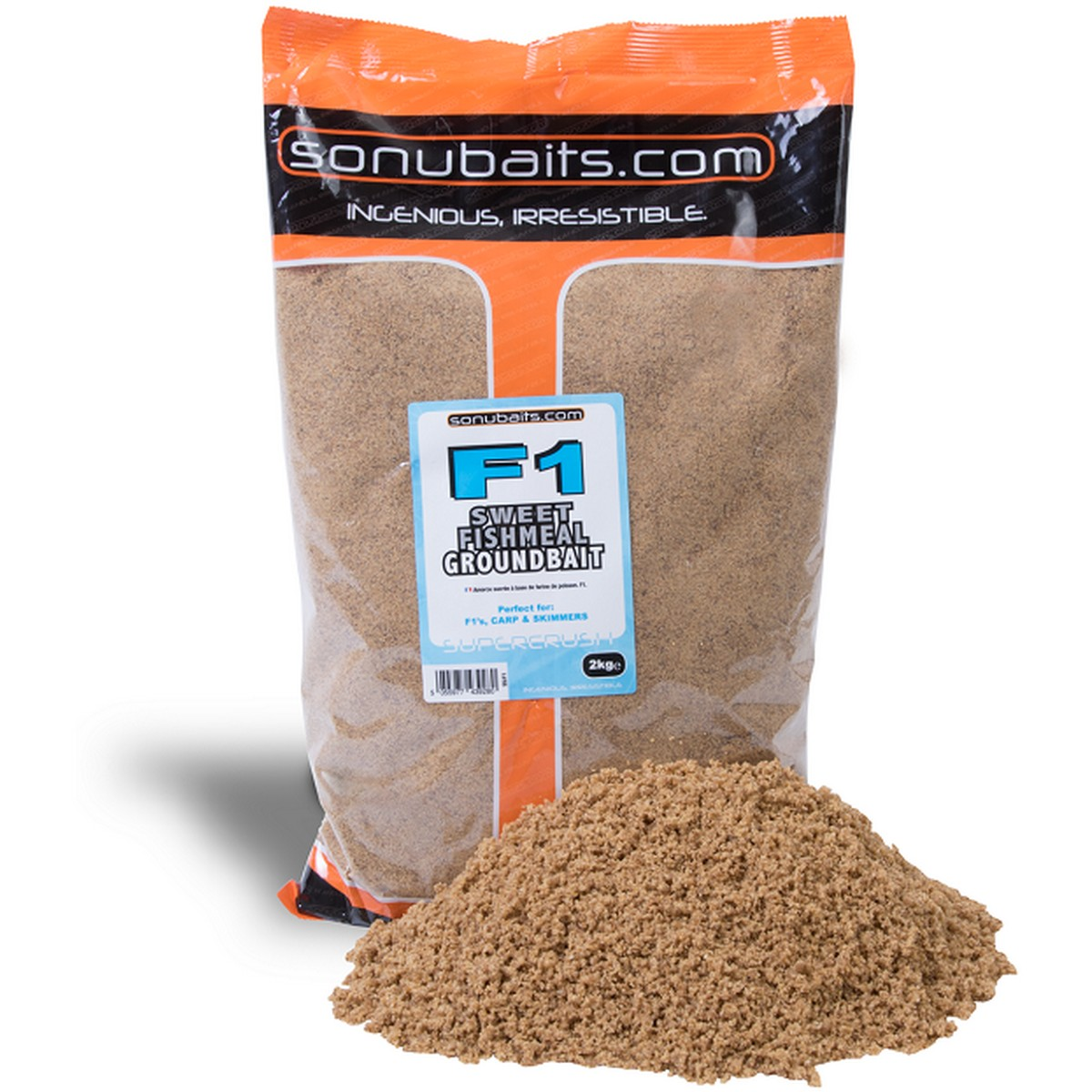 Sonubaits F1 Sweet Fishmeal Groundbait
