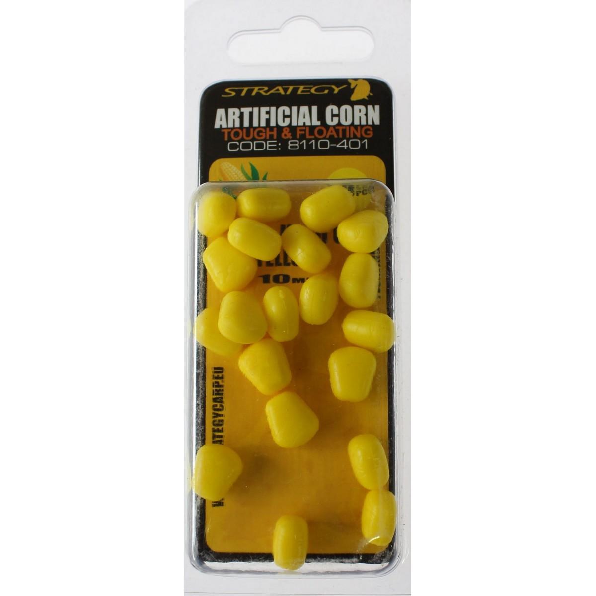 Силиконова твърда царевица Stragegy-yellow