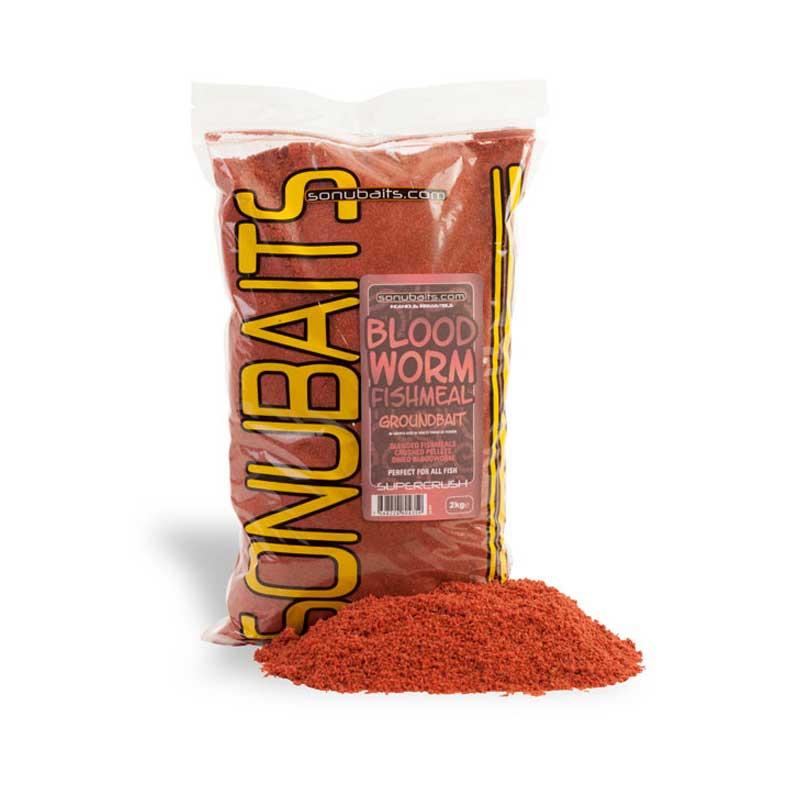 Sonubaits Blood Worm Fishmeal Groundbait