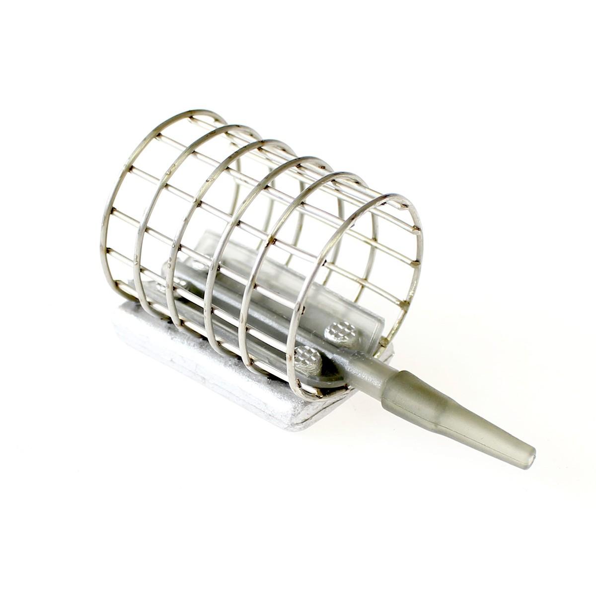 Фидер кошничка метална мрежа кръгла