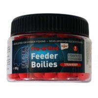CZ FC Pre-drilled Feeder Boilies - протеинови топчета