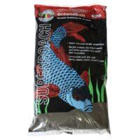 Захранка за риболов SuperRoach Black 1kg - Van Den Eynde