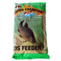Захранка за риболов Super Champion DS Feeder 1kg - Van Den Eynde