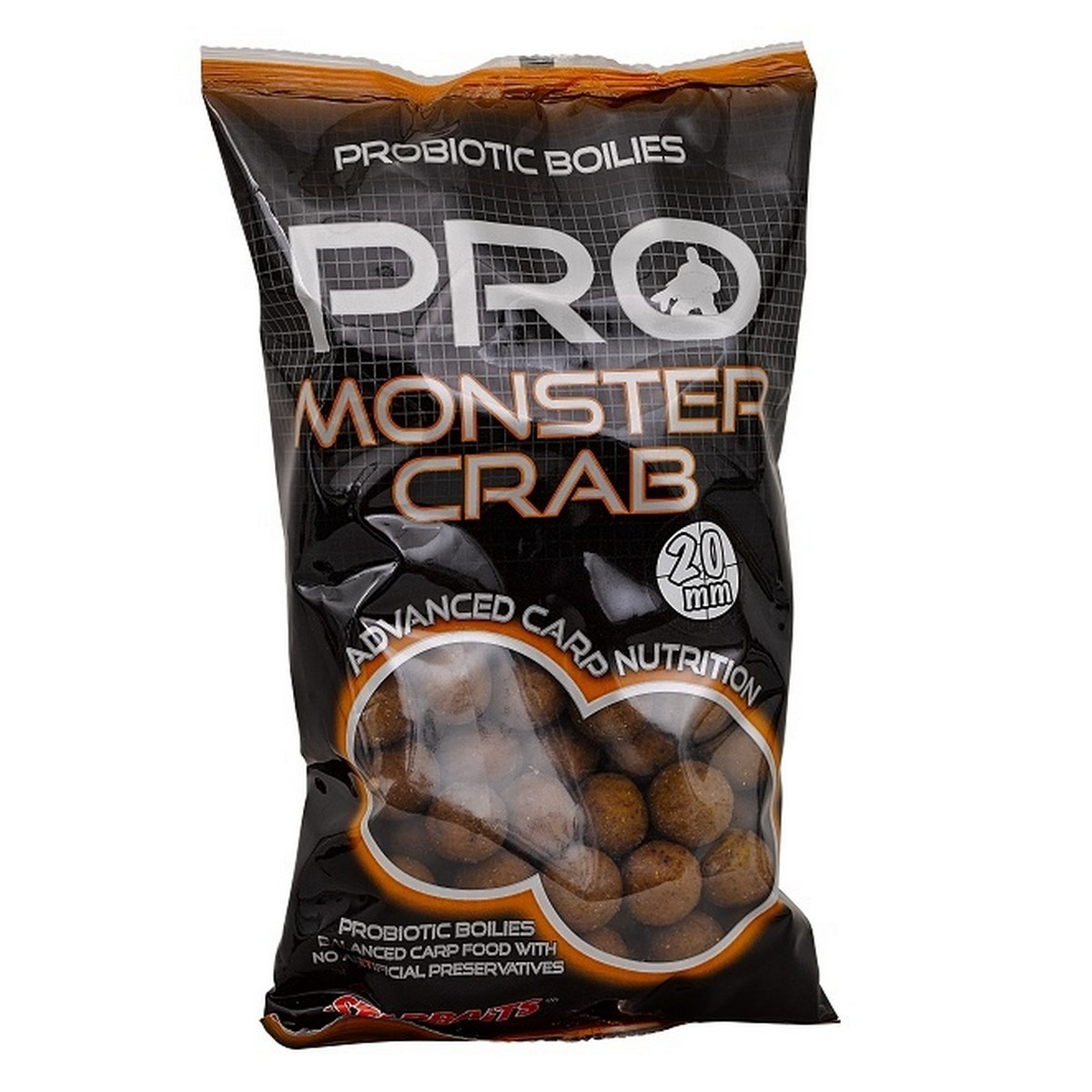 Топчета Starbaits Probiotic Monster Crab