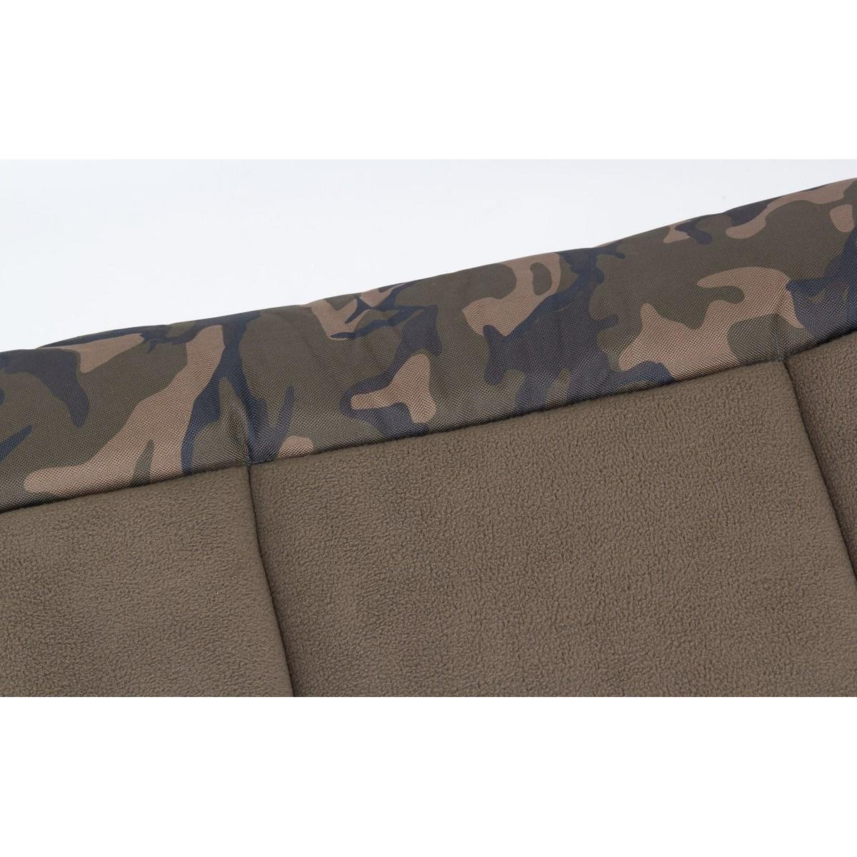 Шаранджийско легло FOX R1-Compact Camo Bedchair