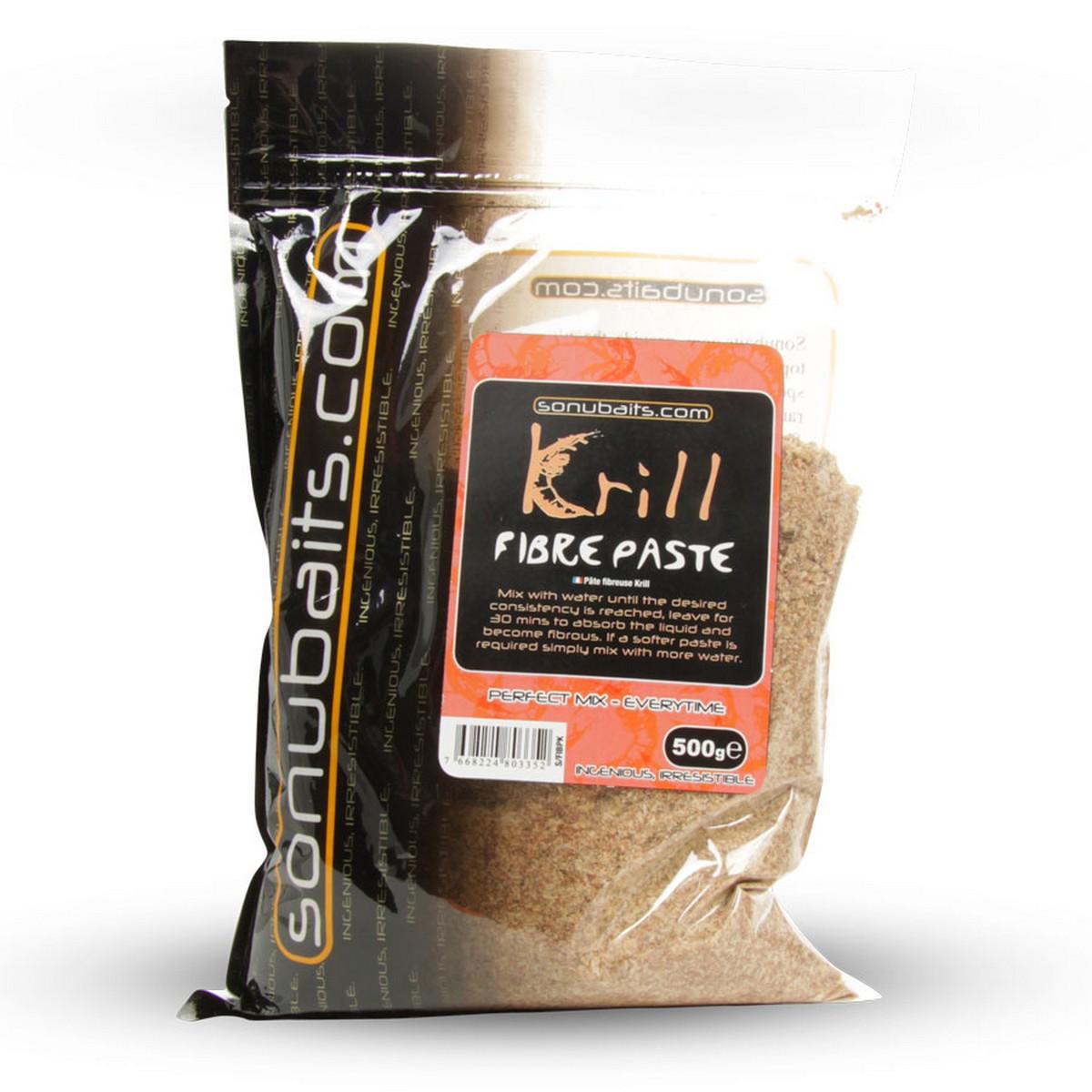 Sonubaits Fibre Paste - паста за риболов