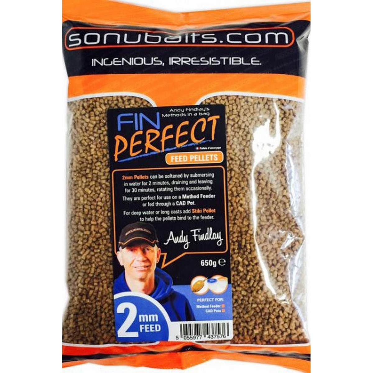 Пелети Sonubaits Fin Perfect Feed Pellets