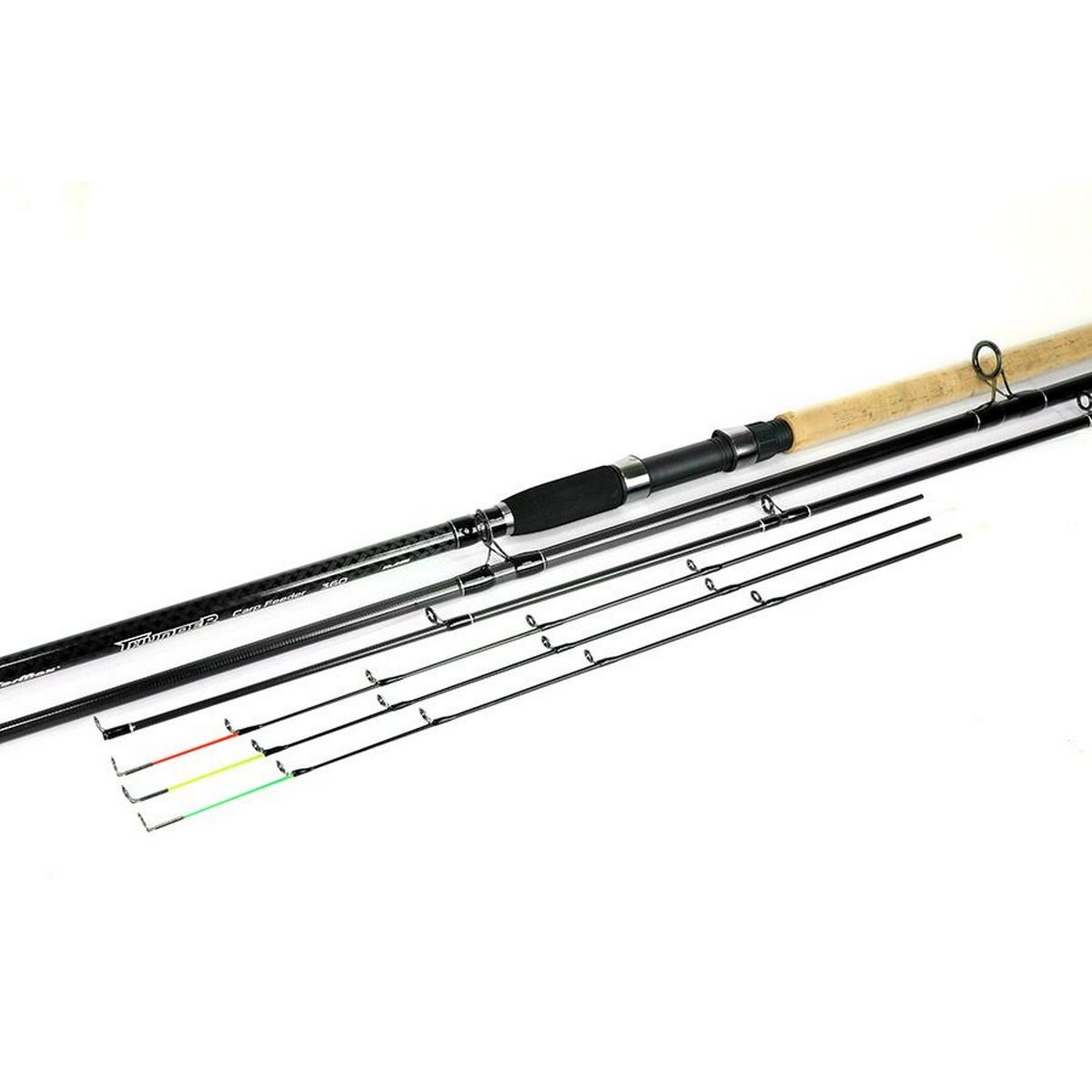 Риболовен прът ForMax thunder Carp Feeder 130gr-фидер въдица