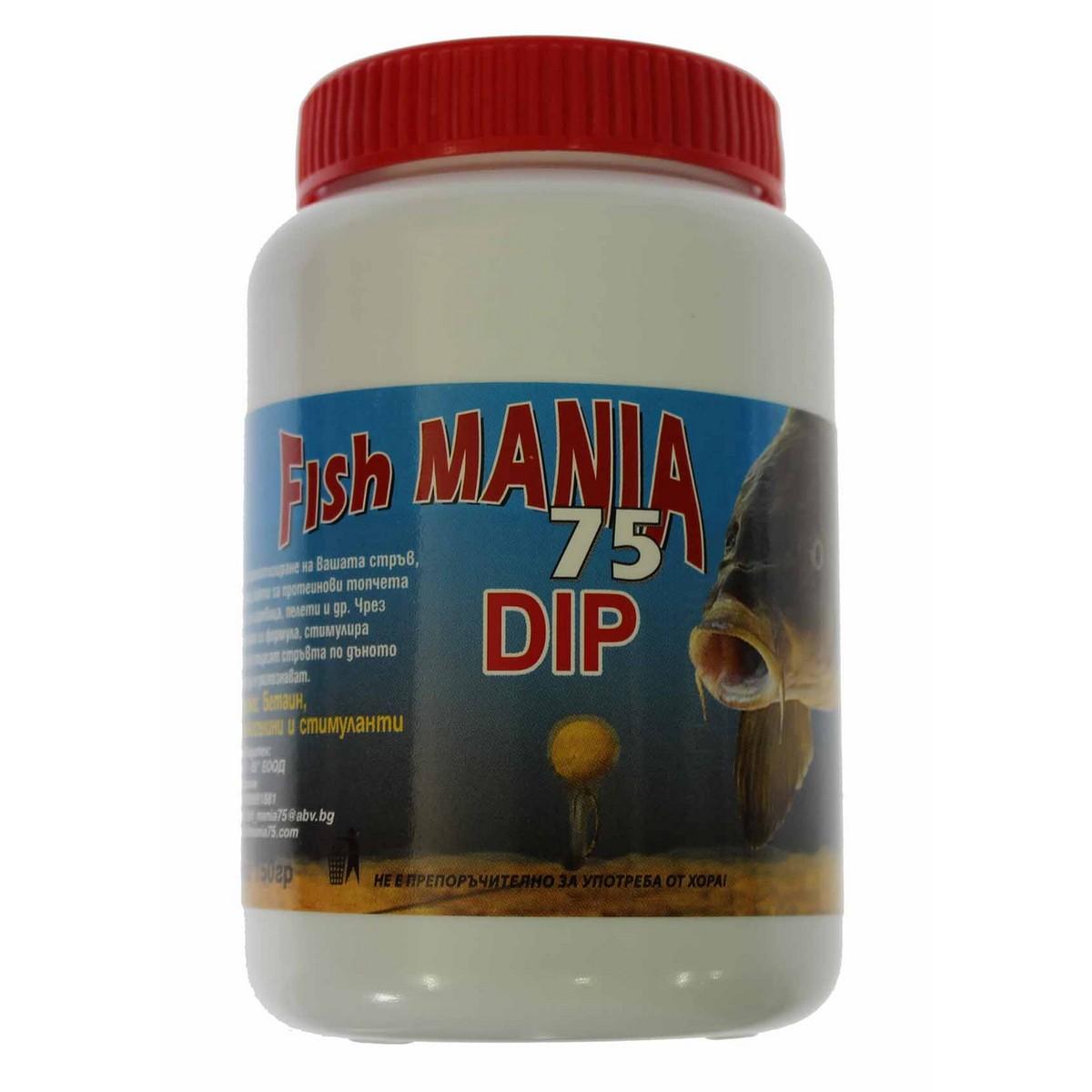 Дип Fish Mania