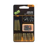 Комплект за монтаж Fox EDGES Power Grip Lead Clip Kit