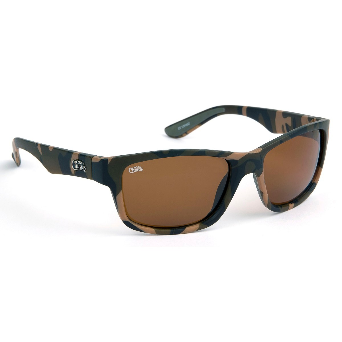 Очила Fox Chunk Camo Frame/Brown Lens Sunglasses