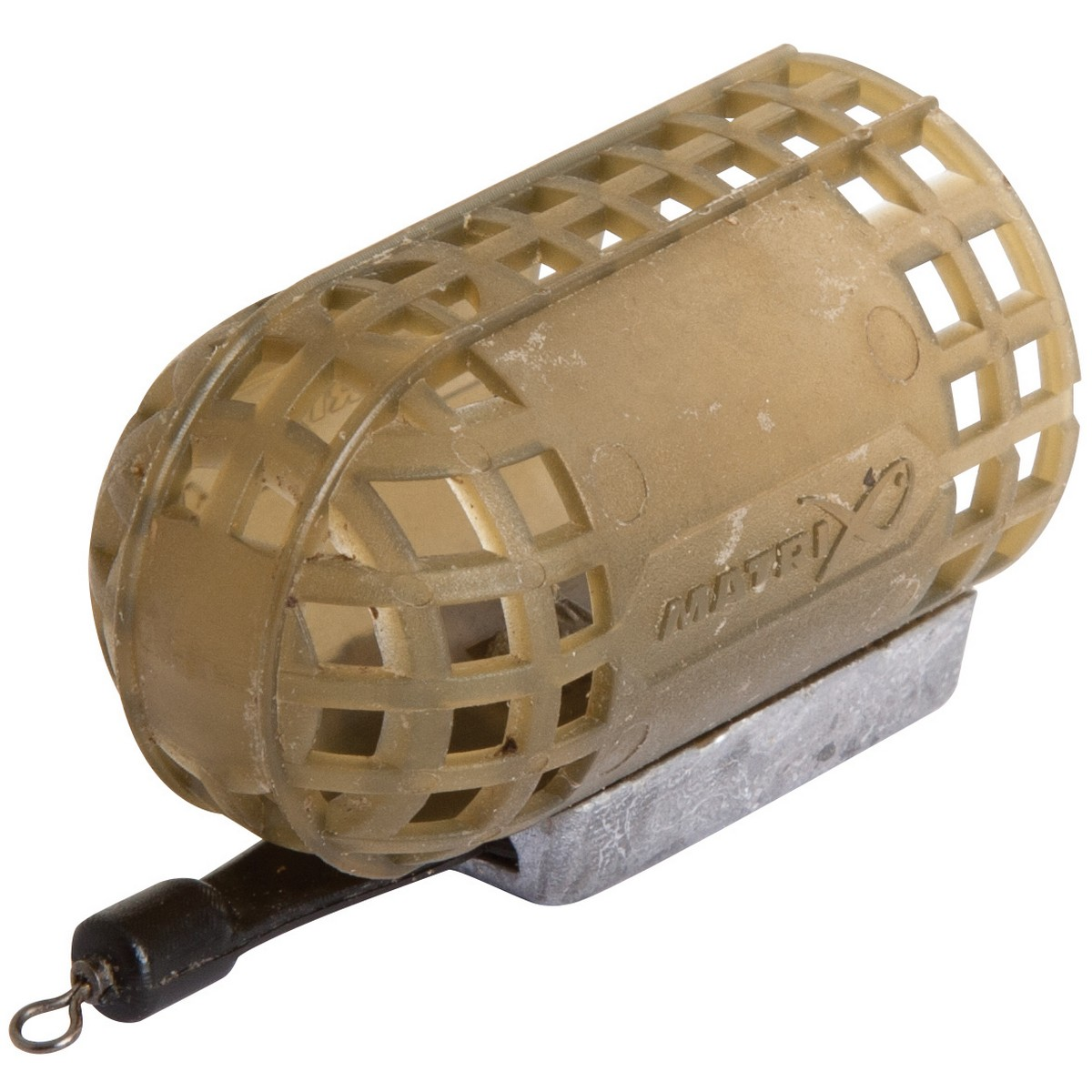 Фидер кошничка за бели червеи Matrix Domed Cage Feeder Medium