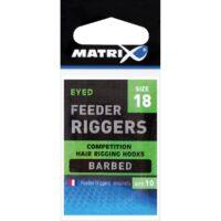 Риболовна кука Matrix Feeder Riggers