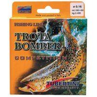 Риболовно влакно Tubertini Trota Bomber 160m